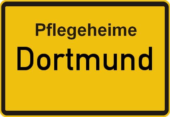 pflegeheime Dortmund